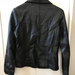 COLEBROOK Jackets & Coats - COLEBROOK 100% leather Jacket S